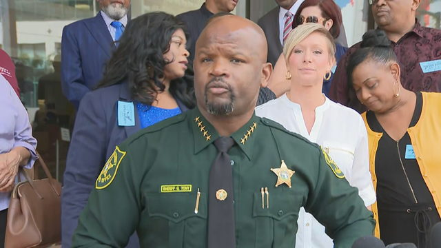Sheriff Gregory Tony says he's running for office in 2020