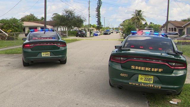 West Park shooting sends victim to hospital around noon
