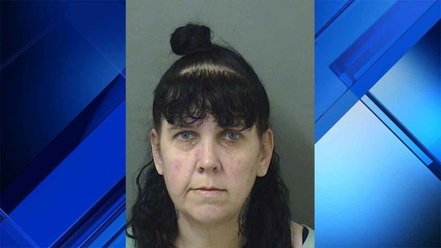 West Palm Beach woman accused of stabbing couple after road-rage altercation