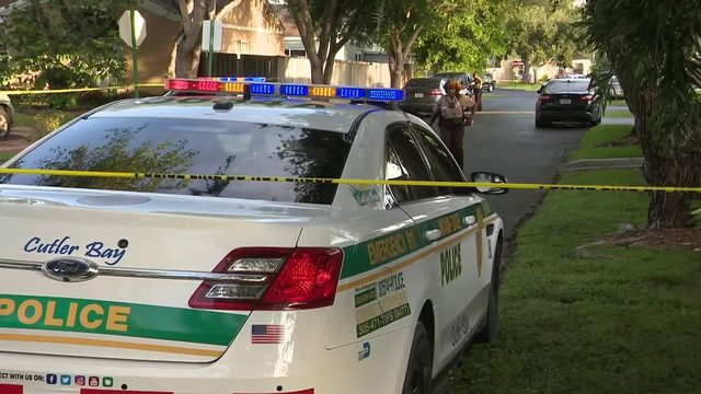 Man ambushed, shot to death at Cutler Bay home