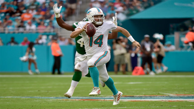 Fitzpatrick focused on winning now with Dolphins