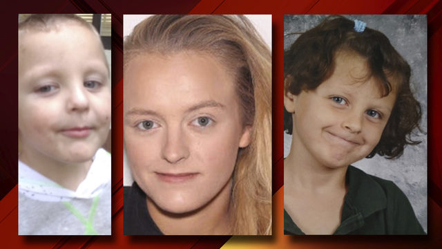 Police search for Florida family missing since Halloween