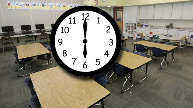 Family Friendly Schools Act would extend school hours to 6 p.m.