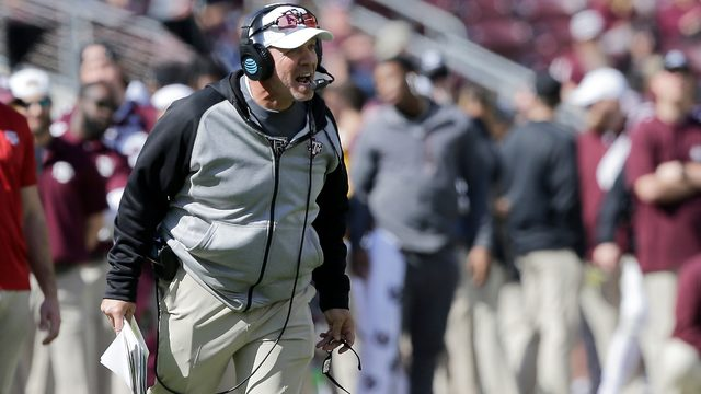 'I hate it for the program,' Jimbo Fisher says of Willie Taggart firing