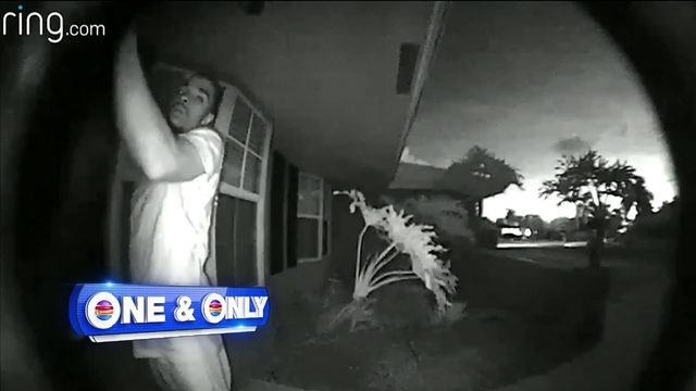 16-year old home alone when 3 men attempt to break into home around 6…