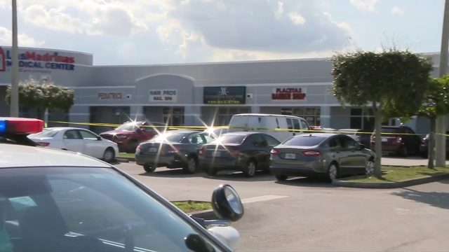 62-year-old woman shot, killed by strip mall security guard