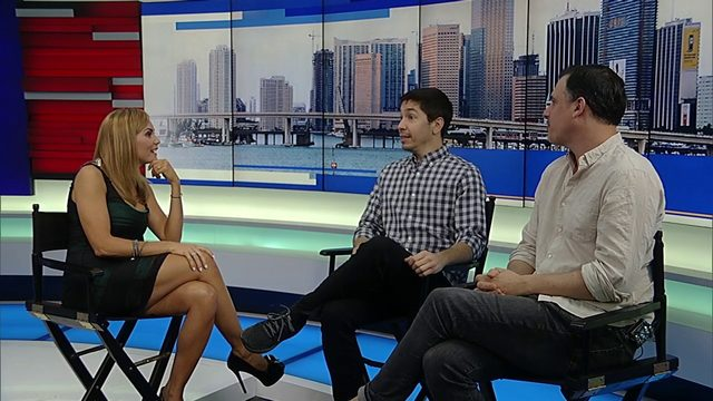 Justin Long discusses 'Safe Spaces,' connection to South Florida