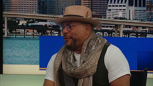 R&B icon Howard Hewett joins Local 10 News to discuss Uptown Avenue 7 festival