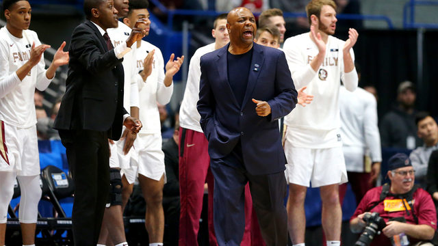 Hamilton leads FSU to upset win over No. 6 Gators 63-51