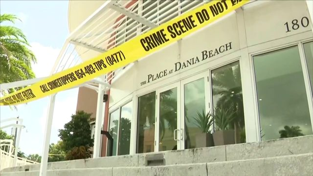 Residents of Dania Beach apartment building evacuated again after second…