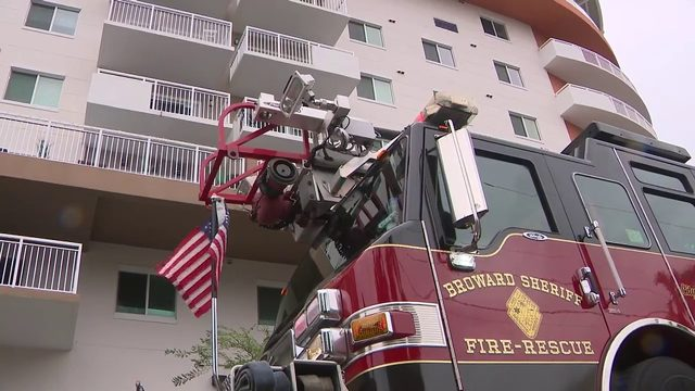 Rooftop pool of Dania Beach apartment building leaks again, impacting 29 units