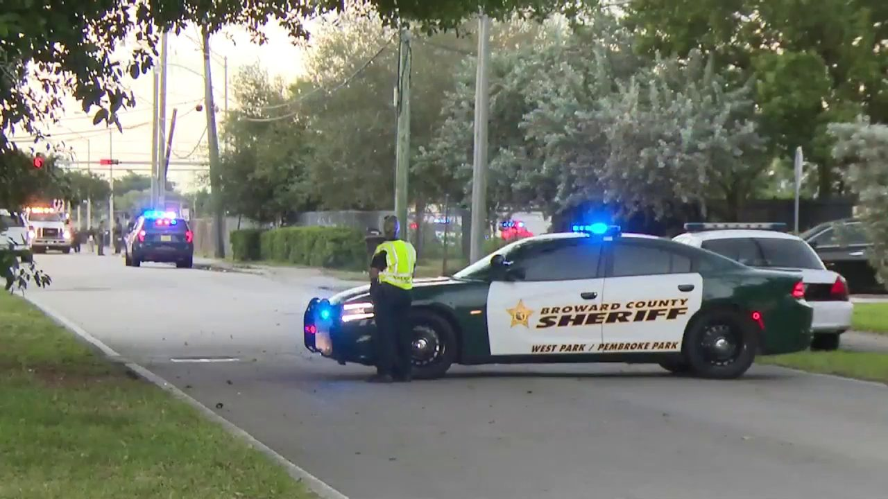BSO investigates after 2 deputies fired upon in Pembroke Park - WPLG Local 10