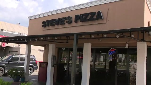 Two people injured after shooting outside popular Steve's Pizza