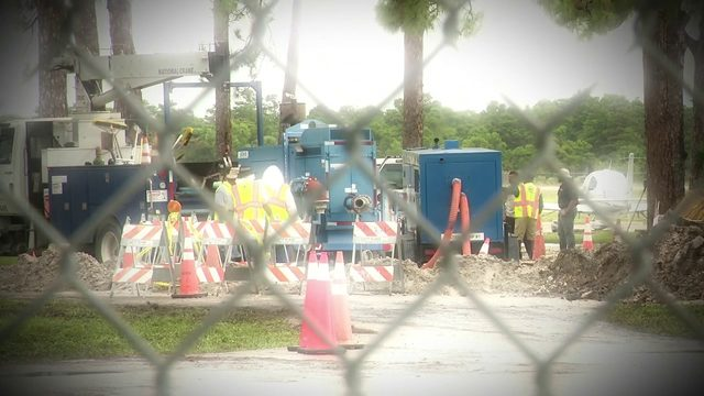 Water main breaks a constant issue causing havoc for many South Florida…