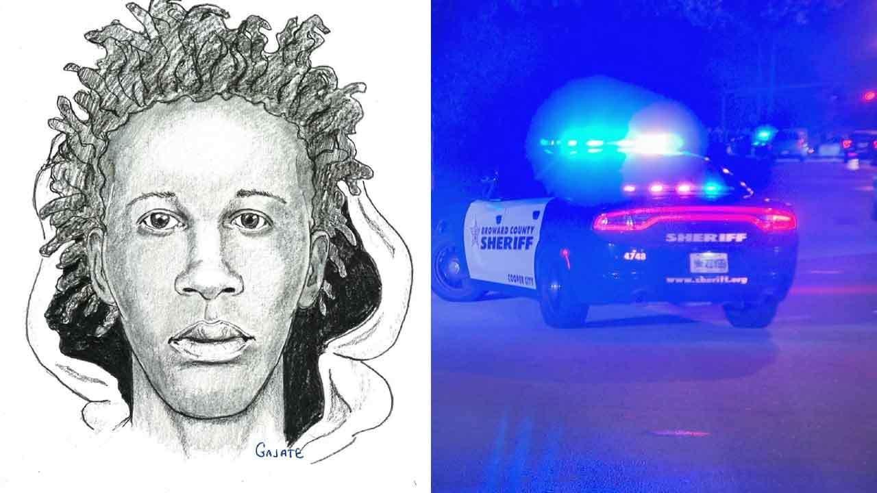 Detectives release composite sketch of Pembroke Park shooter - WPLG Local 10