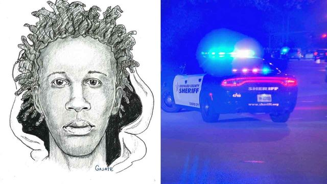 Detectives release composite sketch of Pembroke Park shooter