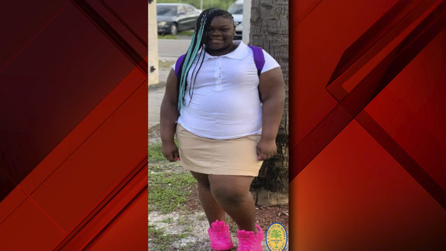 Police find missing 12-year-old Miami girl