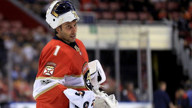 Panthers name Roberto Luongo special adviser to general manager Dale Tallon