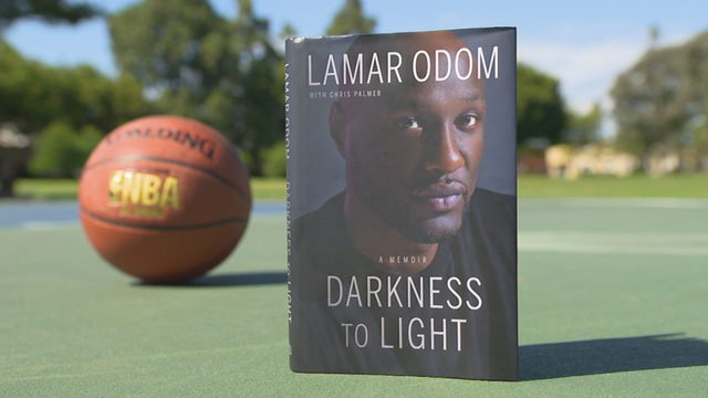 Lamar Odom describes addiction taking over his life