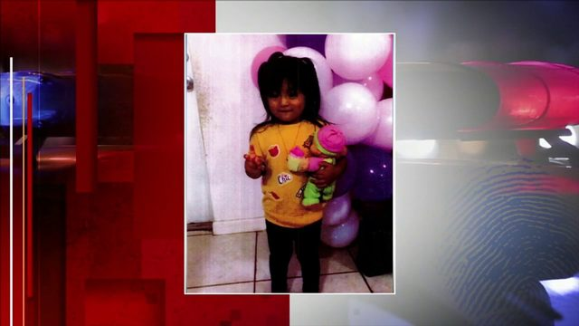 Amber Alert called off after 2 year old found