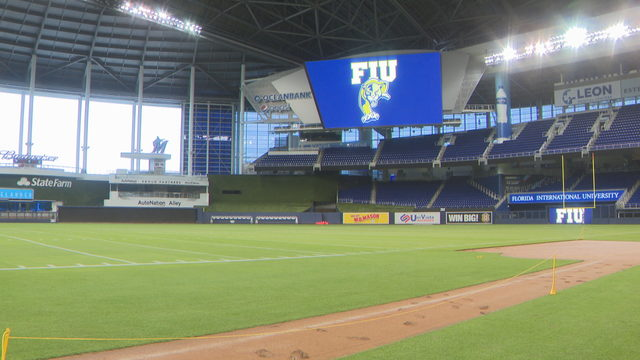 FIU-Miami game at Marlins Park to feel like old times