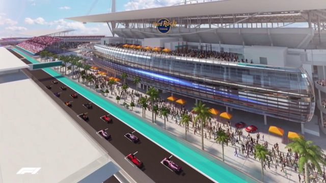 Residents' attorney points to potential for hearing loss in Formula 1 fight