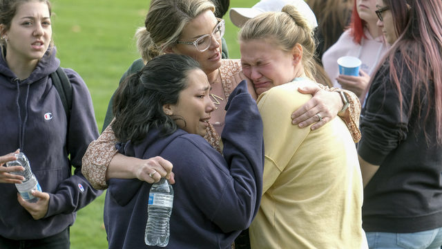2 dead, several injured after student opens fire at California high school