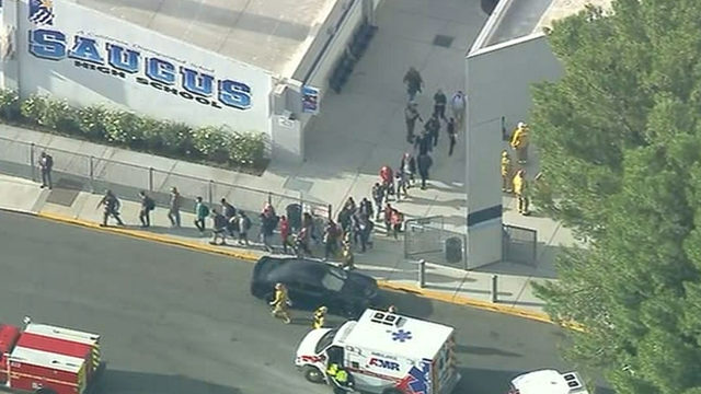 WATCH LIVE: Multiple people injured in Southern California high school shooting