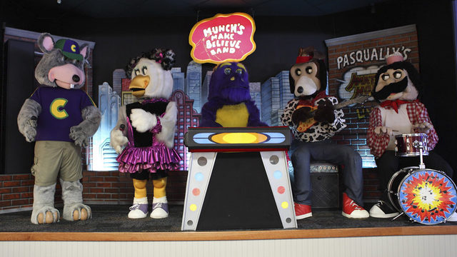 The day the music died: Chuck E. Cheese ditches animatronic band
