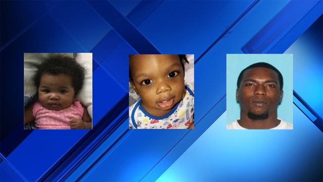 Amber Alert issued for missing infant, toddler out of Fort Lauderdale