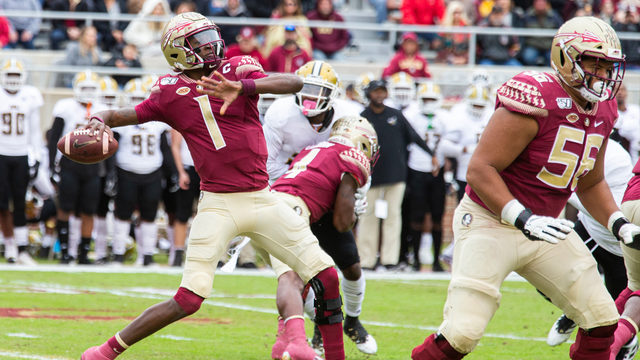 Florida State becomes bowl eligible with route of Alabama State