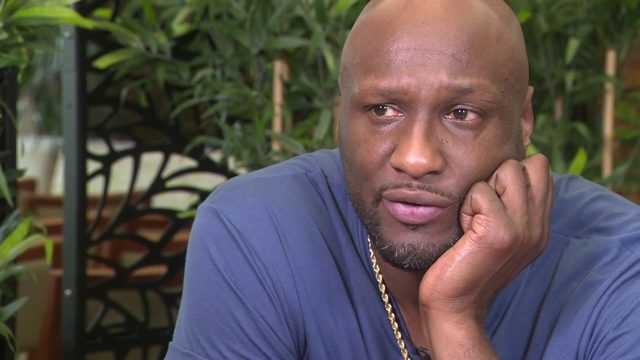 Former Miami Heat star Lamar Odom discusses addition issues, journey back