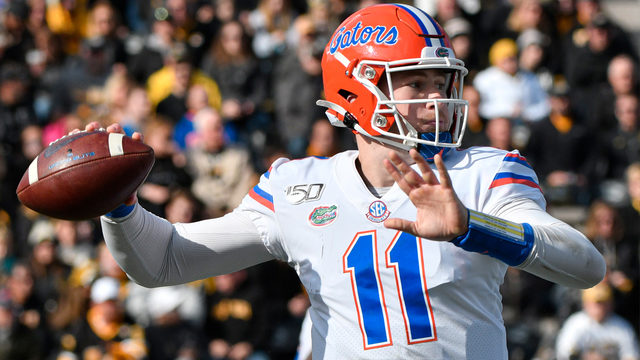 Trask, strong defense leads Florida over Missouri 23-6