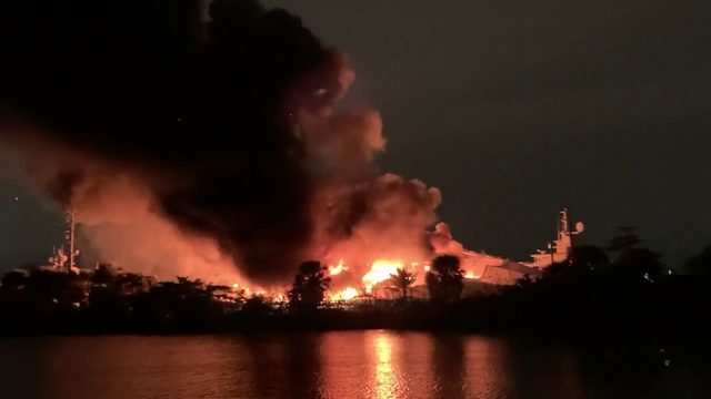 Fire breaks out on 2 multimillion-dollar yachts in Fort Lauderdale