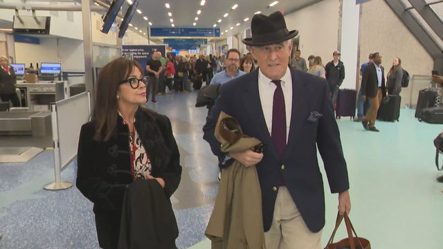 Roger Stone returns to South Florida after being convicted in federal court