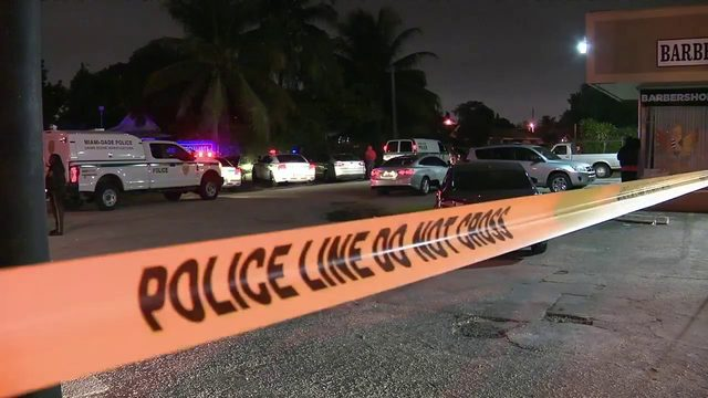 13-year-old in stable condition after deadly triple shooting in NW Miami-Dade