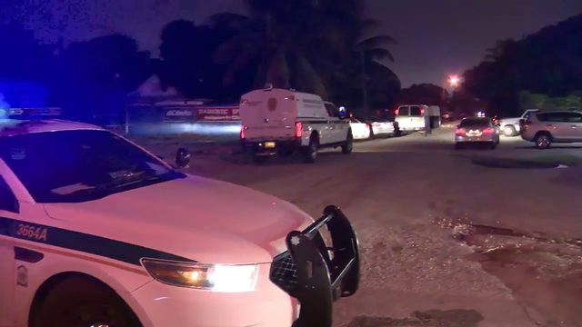 1 killed, 2 wounded in Miami-Dade shooting