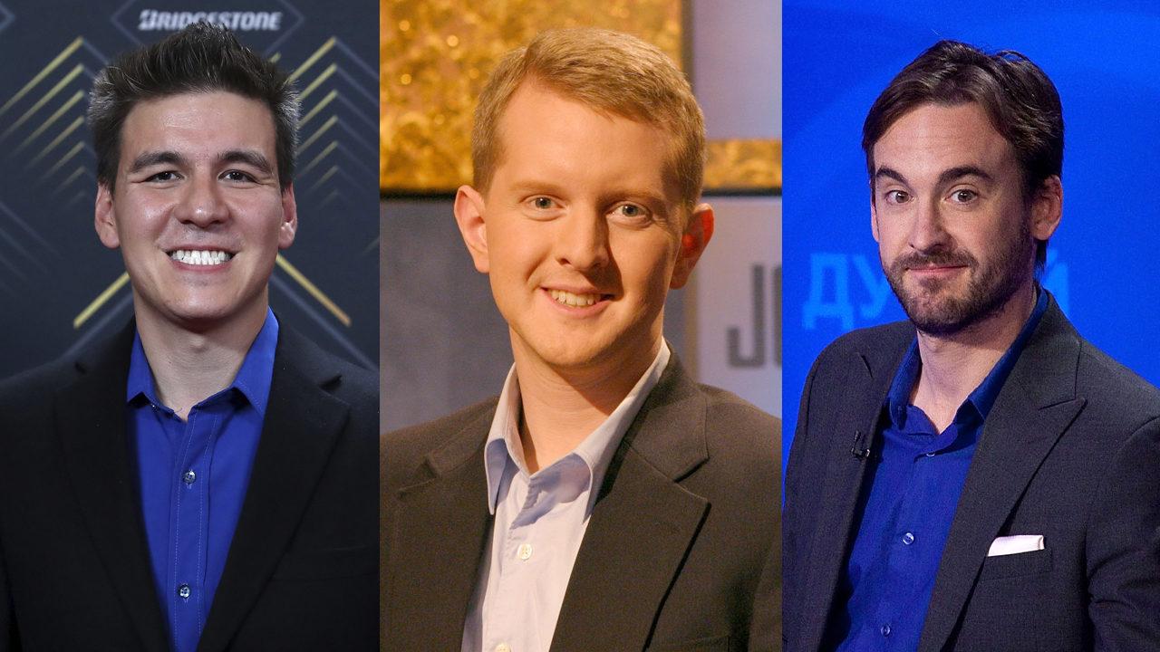 Greatest Jeopardy Champions
