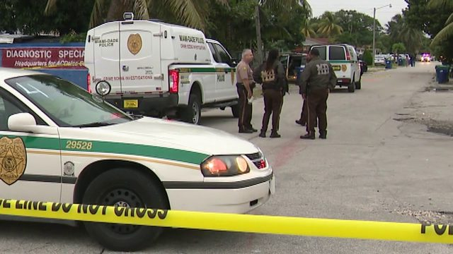 Man killed in Miami-Dade County shooting; 13-year-old boy shot in head