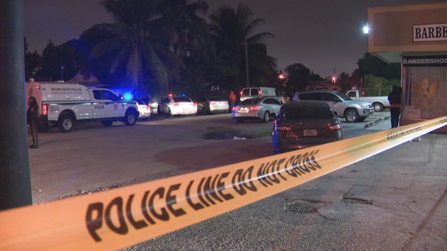 1 dead, 2 wounded in northwest Miami-Dade County shooting