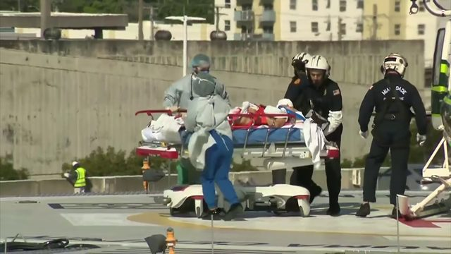 Dentist taken to hospital after shooting in Hialeah