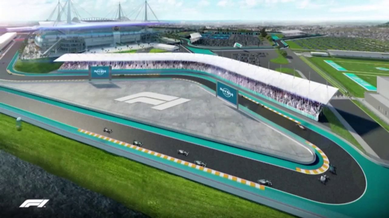 Formula One inches towards permanent home after close vote