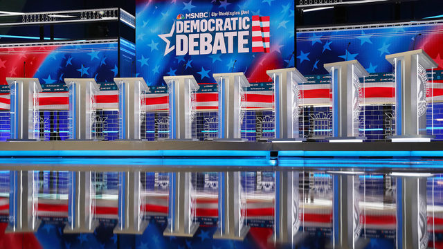 5 compelling questions for Democratic presidential debate No. 5