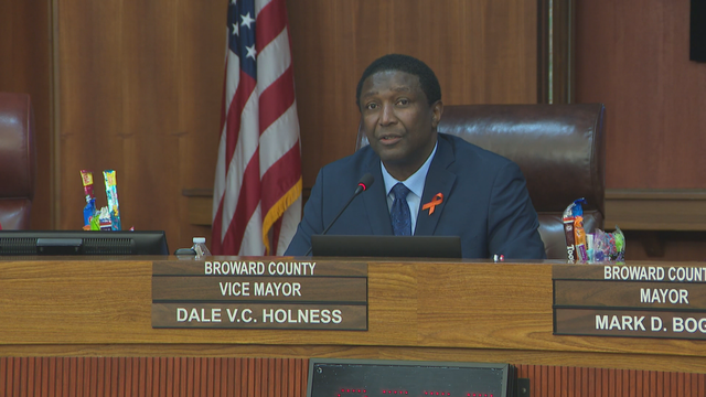 Broward County appoints new mayor, vice mayor