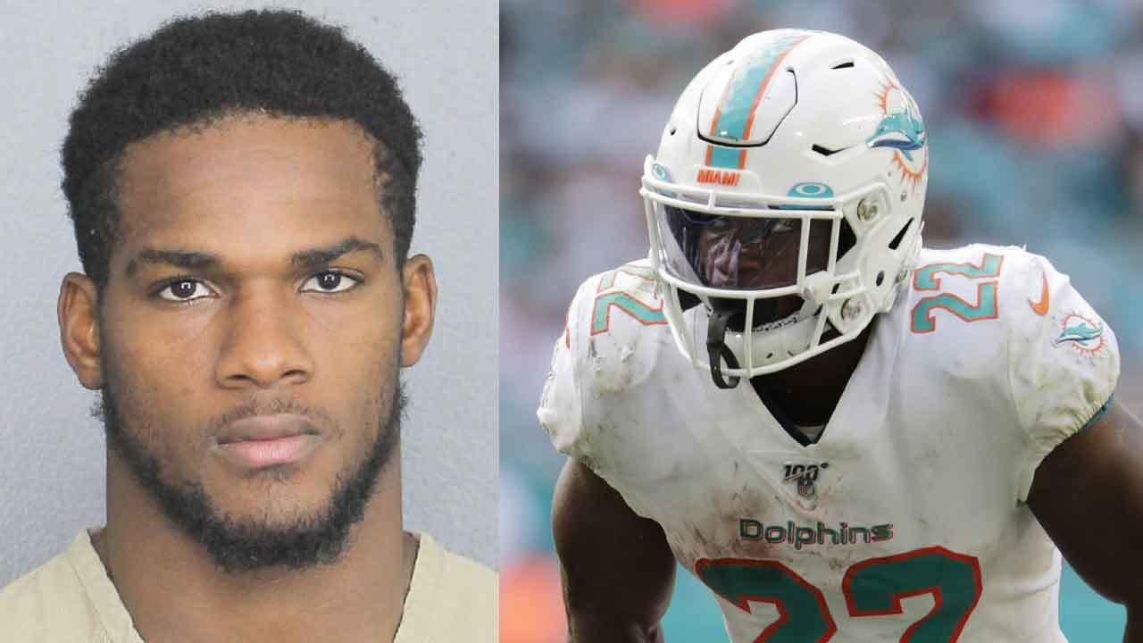 Mark Walton Accused Of Punching Pregnant Woman Released By