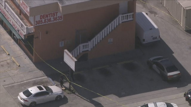 Woman wounded in shooting outside Hialeah dental office