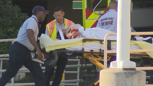 Child struck by SUV in North Miami Beach, taken to hospital