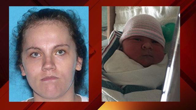 Florida mother, infant missing for weeks