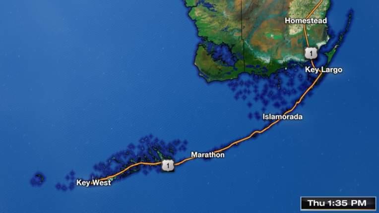 weather   miami, south florida forecast, radar, severe